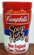 Campbell&#039;s Soup at Hand